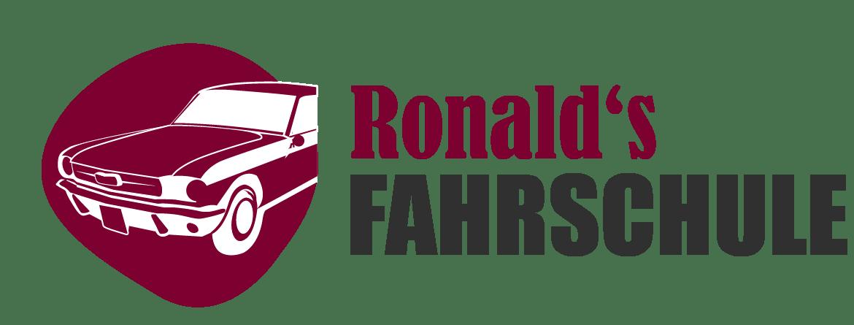 ronalds-fahrschule_logo