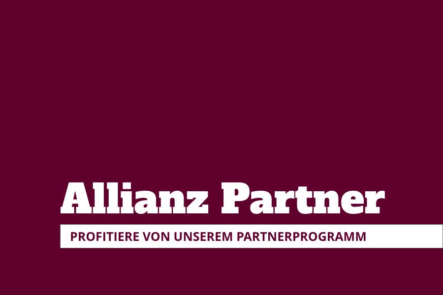 Partnerprogramm Allianzversicherung